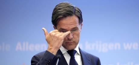 Rutte door het stof om te snelle versoepelingen: 'Een inschattingsfout, excuses daarvoor'