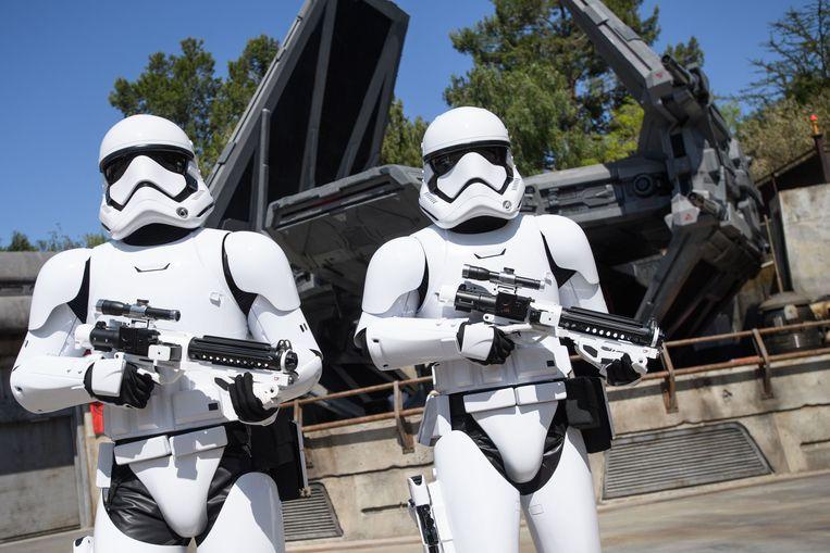 Stormtroopers. Beeld Joshua Sudock/Disney Parks