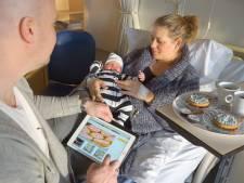 Kersverse ouders hoeven straks niet meer naar de balie voor geboorteaangifte