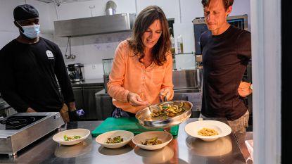 Gerechten van Pascale Naessens nu ook aan huis geleverd dankzij gloednieuw 'dark kitchen'-concept Casper