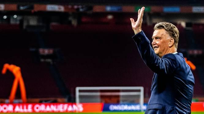Oranje nadert onder Van Gaal top 10 van wereldranglijst