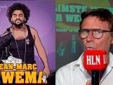 Jean-Marc Mwema is nieuwkomer in 'De Slimste Mens'
