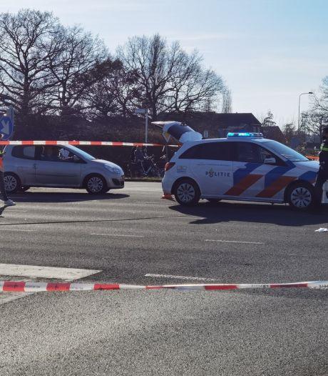 Fietser gewond bij aanrijding met lijnbus in Wageningen