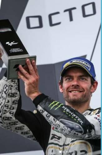 Better call Cal: wie is MotoGP-piloot Crutchlow die Evenepoel  bochten aan duizelingwekkende snelheden moet leren nemen?
