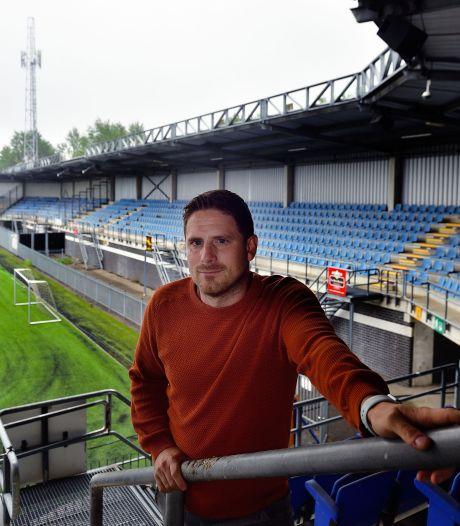 Dit is de man die het Roosendaalse stadion rendabel wil maken met voetbal, horeca en concerten