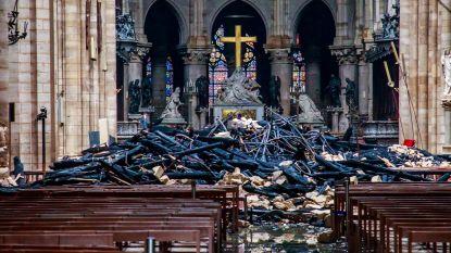 Parket waarschuwt voor oplichters die donaties Notre-Dame in eigen zak steken