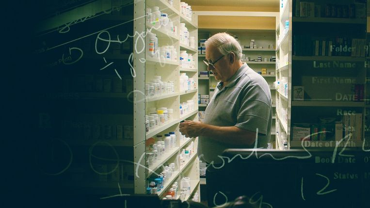 The Pharmacist Beeld Netflix