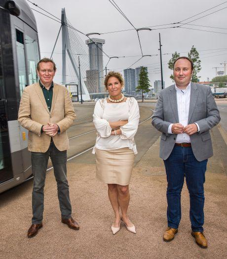Grote stadsvervoerders willen nu doorpakken in de Randstad: miljarden voor OV erbij