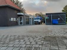 Speeltuin per direct dicht vanwege conflict over parkeerboetes