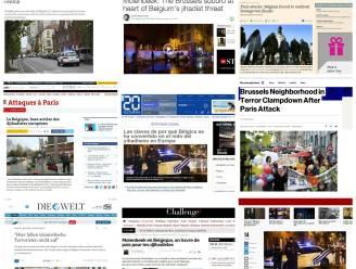"""Wereldpers noemt België een """"terreurnest"""": bloedbad voor Parijs, blamage voor België"""