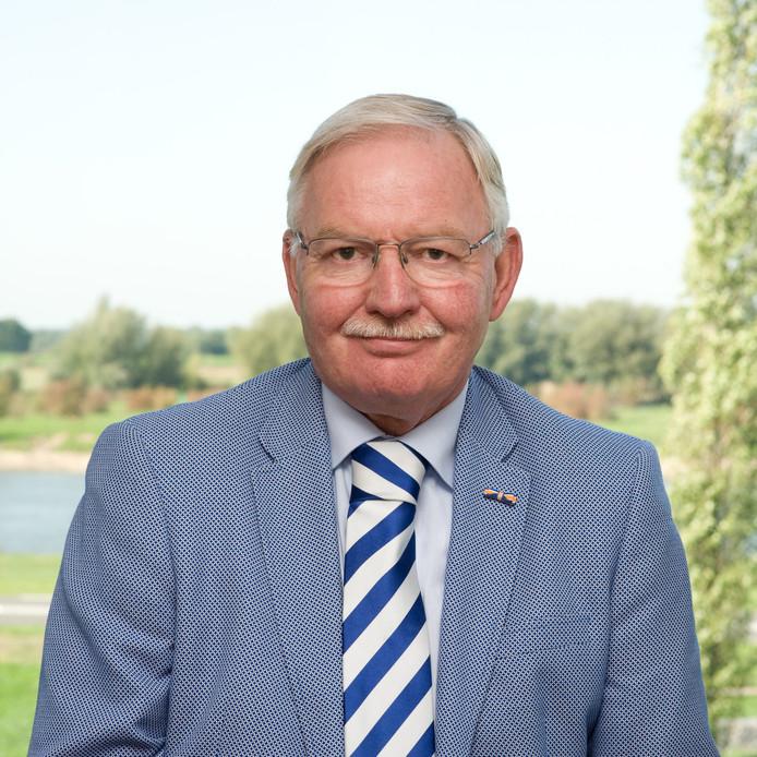 Wethouder Anton Bosch legt per  1 februari 2020 zijn functie neer.