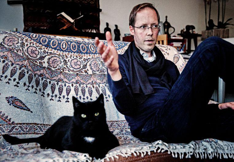 Pieter Van Ostaeyen, thuis in Mechelen: