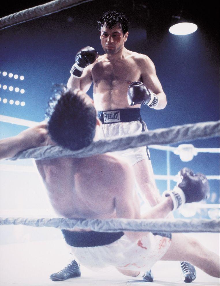Robert De Niro in 'Raging Bull'. Beeld PHOTO_NEWS