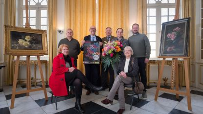 Kasteel d'Ursel wordt weer bloemenparadijs