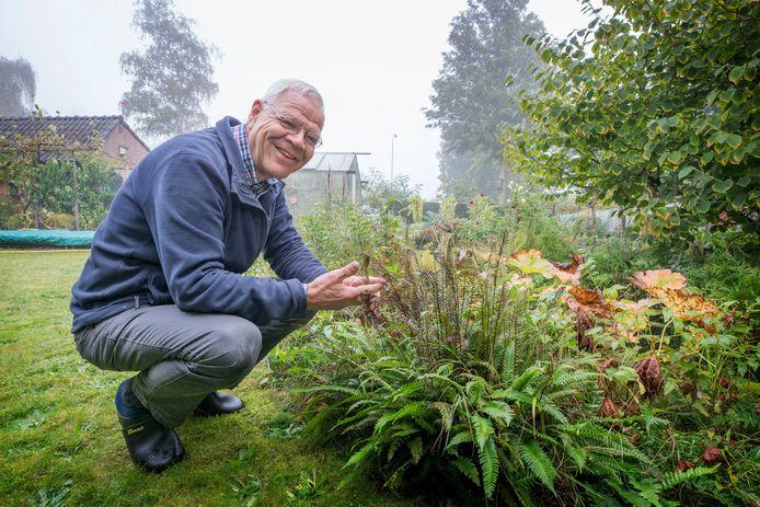 """Jacques Rovers bij dubbelloof: ,,Dit hoort echt bij de bossen in Breda"""""""
