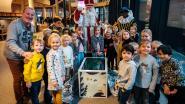 Sinterklaas brengt speeltoestellen naar 't Scheep