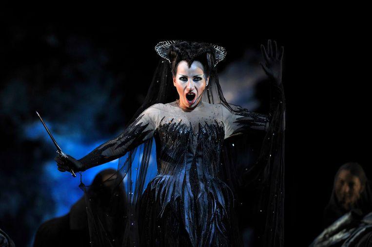 'De aria van de koningin van de nacht in De Toverfluit is wonderschoon.' Beeld Robbie Jack - Getty