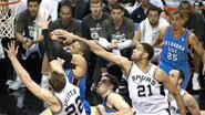 Spurs leggen Thunder het zwijgen op