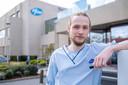 Technisch operator Jens Van De Vyver (28) uit Bornem is al vijf jaar bij Pfizer Puurs aan de slag.