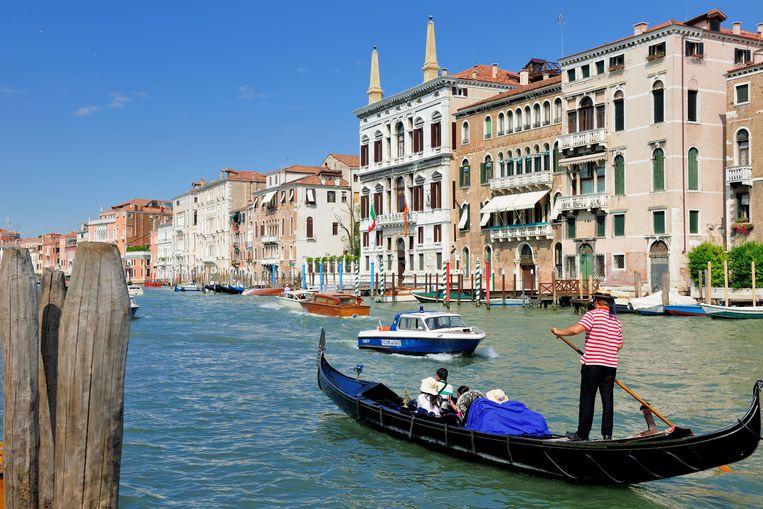 Canal Grande, Venetië Beeld David De Vleeschauwer