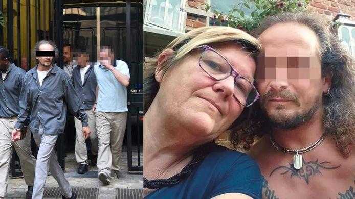Danny S. sloeg Sonja Mertens in september 2018 dood. Nu zit hij opnieuw in de cel voor geweld tegen zijn kersverse bruid