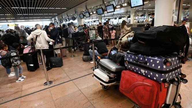 Hoewel Brussels Airport in juni 73 procent minder reizigers dan in 2019 telde, was het toch de beste maand in ruim jaar tijd