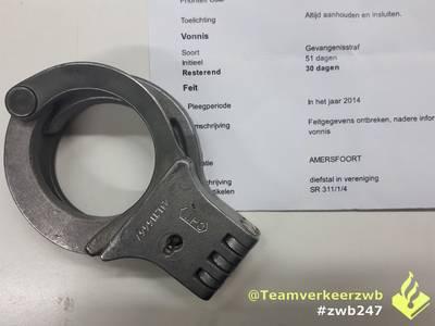 Man vraagt op politiebureau in Breda waarom agenten voor zijn deur stonden en wordt meteen aangehouden