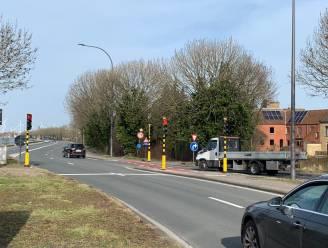 """Nieuwe verkeerslichten langs ringweg brengen  verwarring teweeg: """"Ik ben er door het rood gereden"""""""