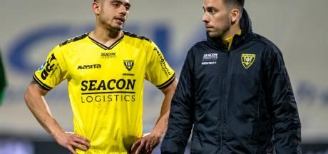 VVV maakt eind aan dramatische reeks, maar treurt om handsbal Giakoumakis