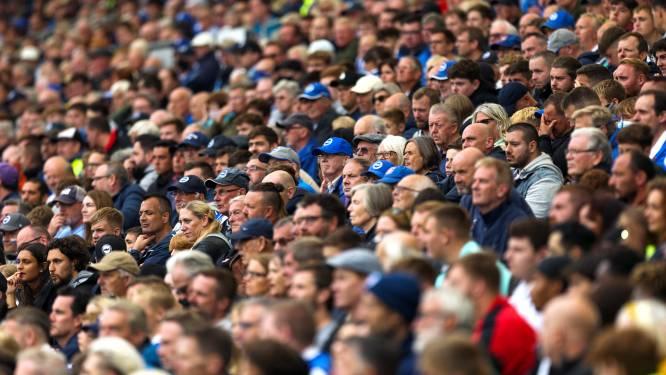 Le retour des tribunes debout expérimenté dès janvier dans les stades anglais