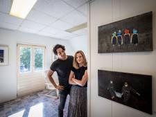Urk heeft een galerie, de enige: 'Epicentrum van de kunst? Er is niet veel anders'