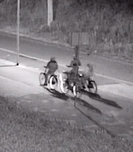 Vier jongens vervelen zich en dus trappen ze binnen een uur drie slachtoffers van hun fiets
