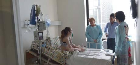 Première victoire pour les patients muco à Liège: ils poursuivront leur traitement au MontLégia