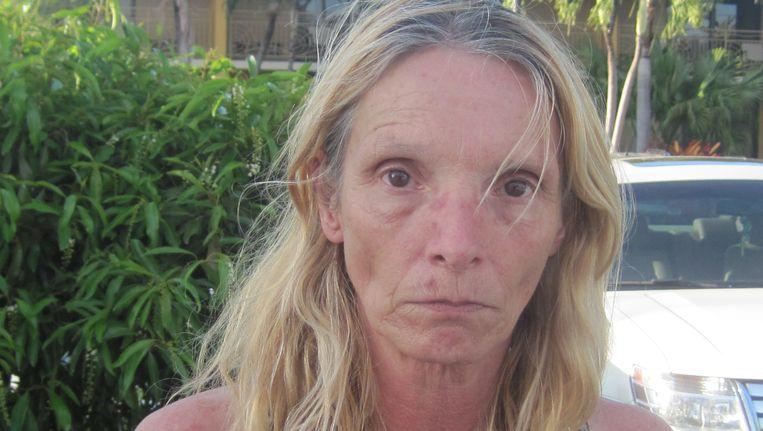 Brenda Heist liet 11 jaren niets van haar horen. Beeld AP