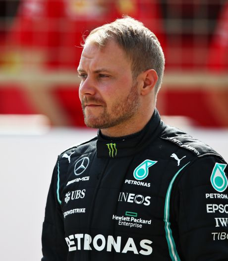 Problemen voor Valtteri Bottas met vlucht: Mercedes-coureur nog niet in Bakoe