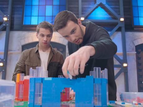 Deventenaren Jos (21) en Martijn (21) grijpen net naast de titel van LEGO Masters 2020