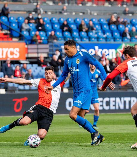 Danilho Doekhi door topseizoen bij Vitesse in beeld bij Britse clubs