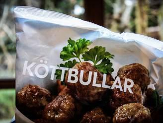 Leverancier Ikea vindt nu toch paardenvlees in 'köttbullar'