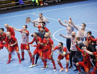 Rode Duivels houden EK-kansen gaaf na 5-4 stuntzege tegen topper Italië