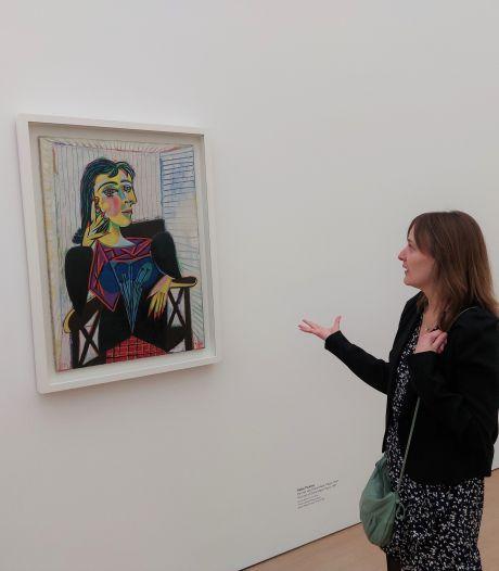 Museum Voorlinden bestaat vijf jaar en viert dat met topstukken van Picasso en Giacometti