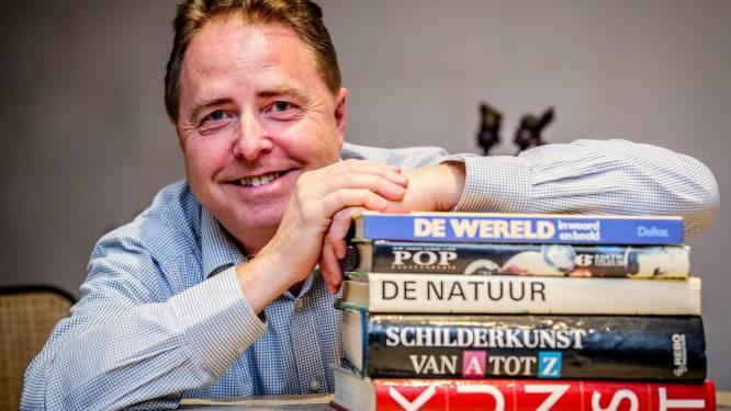 Belg Ronny Swiggers is wereldkampioen quizzen