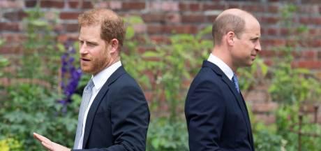 """Le prince Harry a quitté sa famille 20 minutes après la fin de la cérémonie en hommage à Diana: """"Il semblait soulagé de partir"""""""