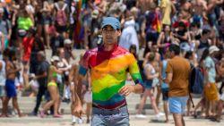 Gay Pride brengt 250.000 mensen op de been in Tel Aviv