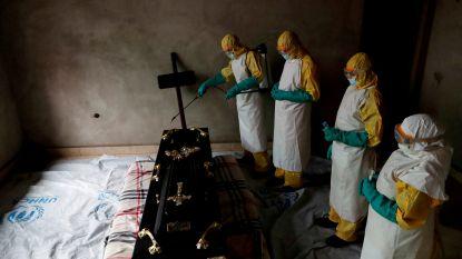 Ebola-epidiemie in Congo op één na zwaarste ooit