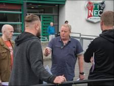 Henk Grim snapt trainerswissel bij NEC niet