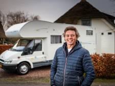 Albert laat baan en huis achter en stapt in zijn camper: 'Ik weet niet wanneer ik terugkom'
