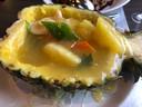 Kip in verse ananas en nee, het is niet mierzoet