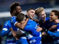 PEC Zwolle maakt na ontslag Stegeman gehakt van SC Heerenveen