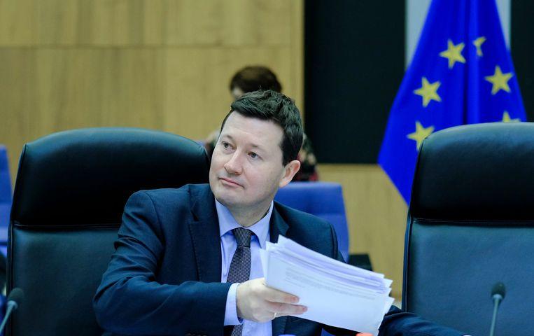 Martin Selmayr. Beeld ANP