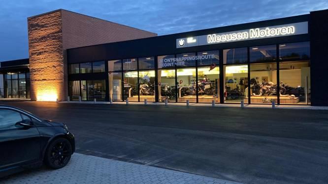 Meeusen Motoren Kempen verhuist naar nieuwe toonzaal in verbouwd fabriekspand